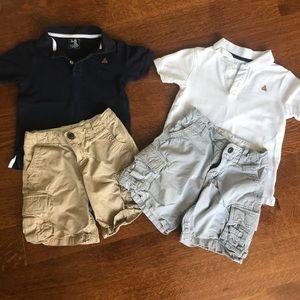 Gap outfit bundle size 5T